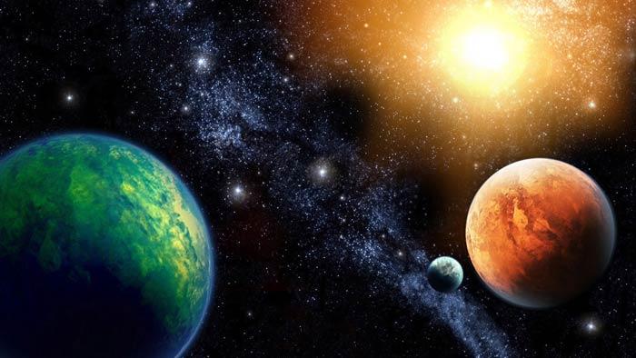 مبدا سیارات فراخورشیدی