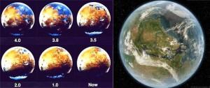 چه اتفاقی برای مریخ افتاد؟