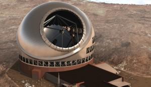 TMT؛ بزرگترین تلسکوپ نوری جهان