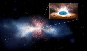 پروژه ای پرهزینه برای تصویربرداری از سیاهچاله ها -