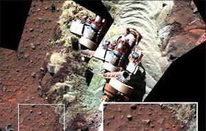 آیا در مریخ آب هست؟