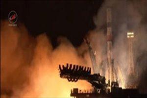 پرتاب موفق موشک سایوز برای رساندن فضاپیمای باری به ایستگاه فضایی