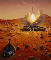 تأخیر سفر به مریخ  تا 2011