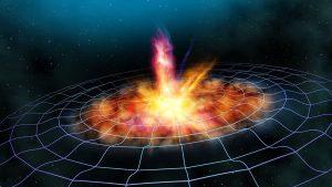 سرعت نور در نخستین لحظات تولد کیهان از گرانش پیشی گرفته است!