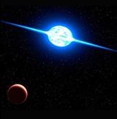 بزرگ ترین و سریع ترین ستاره غول پیکر جهان