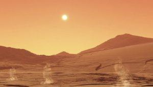 میکروب ها می توانند در مریخ زنده بمانند