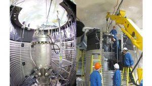 طراحی دستگاهی برای شناسایی ماده تاریک
