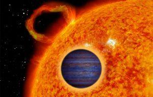 سیاره فراخورشیدی بسیار داغ