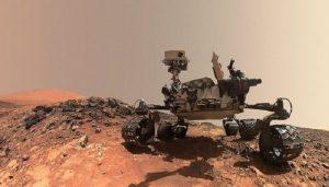 دلیل نبود آب در مریخ