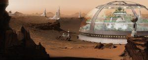 برای ایجاد کلونی انسان در مریخ چه باید کرد؟