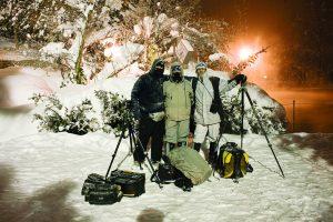 نبرد با سرما؛ راهنمای انتخاب پوشاک مناسب برای رصدگران در شبهای بسیار سرد