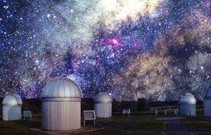 کشف کوتوله سرخ پنهان شده در گرد و غبار ستاره عظیم
