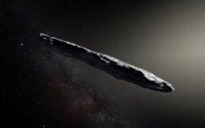 اطلاعات جدید از سیارکی که از دوردستها به منظومه شمسی آمد
