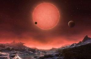 دانشمندان زیستپذیری سیارههای تراپیست-1 را بررسی کردند