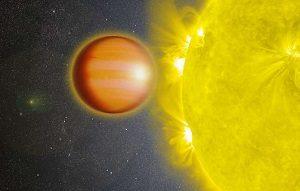 کشف سیارهای فراخورشیدی که مانند یافتههای پیشین نیست