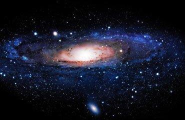 بلاخره رنگ واقعی کهکشان راه شیری مشاهده شد