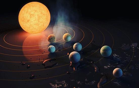 دو سیاره تراپیست-1 قادر به حفظ طولانیمدت جو هستند