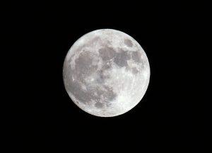 دانشمندان سن دقیق ماه را محاسبه کردند
