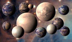 سیاره های قابل سکونت در کهکشان کدامند؟