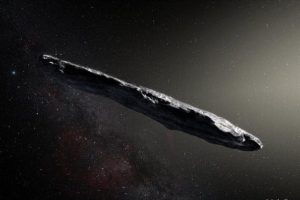 کشف سیارکی سرگردان شبیه به سیگار