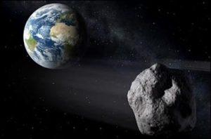 عبور سیارکی به اندازه خودرو از کنار زمین