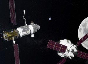 افزایش عمق حضور انسان در فضا با پایگاهی به دور ماه