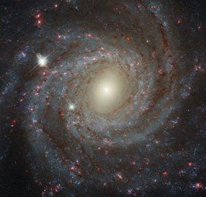 هابل تصویری را از کهکشانی زیبا و تنها ثبت کرد