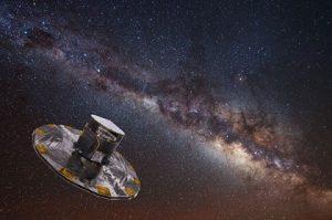 سری دوم کاتالوگ تلسکوپ فضایی گایا ۵ اردیبهشت منتشر میشود