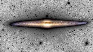 ممکن است کهکشان راه شیری در حال بزرگتر شدن باشد
