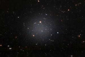هابل کهکشانی را کشف کرد که ماده تاریک ندارد