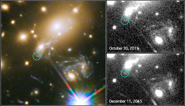 کشف دورترین ستاره مشاهده شده تاکنون با تلسکوپ هابل