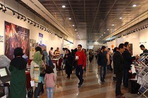 مراسم روز جهانی نجوم در برج میلاد تهران