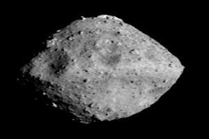 ژاپنیها تصویر سیارک رایوگو را از فاصلۀ ۴۰ کیلومتری ثبت کردند