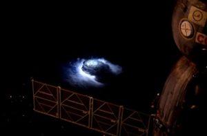 «شکارچی طوفان» جو زمین را از فضا زیر نظر میگیرد