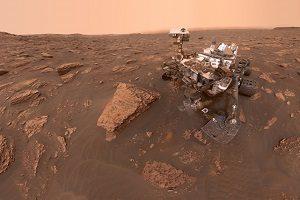 طوفان گرد و غبار در مریخ شدیدتر می شود