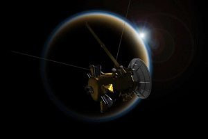 عکس جدید تیتان، بهترین چشمانداز از این قمر بیگانه را ارائه میدهد