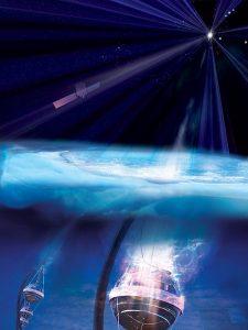 سیاهچاله غولآسا: منبع نوترینوی پرانرژِی کیهانی
