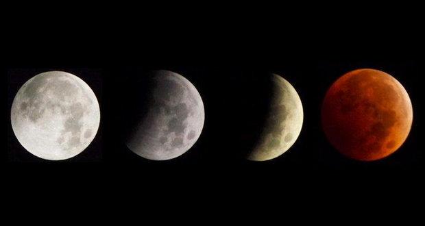 وقوع یک ماه گرفتگی کامل تا یک هفته آینده؛ زمین قمر خود را سرخپوش خواهد کرد!