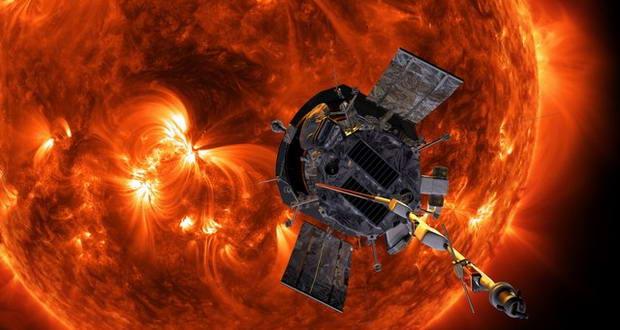 کاوشگر خورشیدی پارکر برای اولین بار به ملاقات یک ستاره میرود