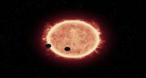 وجود منابع آبی در سیارات تراپیست وان بیشتر از زمین است