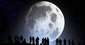 دانشمندان به منشا الگوهای مرموز سطح ماه پی بردند