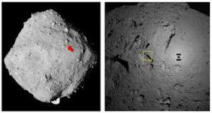 کاوشگر هایابوسا 2 و عکس های کلوز آپ از سیارک ریگو