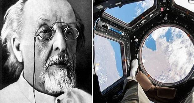 پیشبینی دانشمند روسی درباره سفر به فضا بعد از 100 سال تبدیل به واقعیت شد